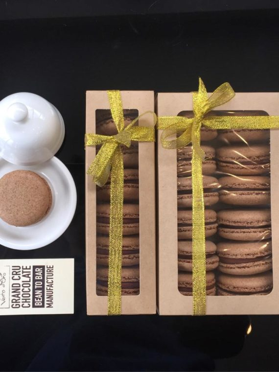 Les macarons by Vento d'Oro